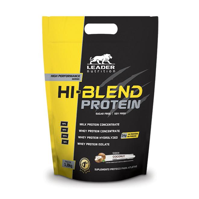 Hi-Blend Protein 1.8kg - Leader Nutrition