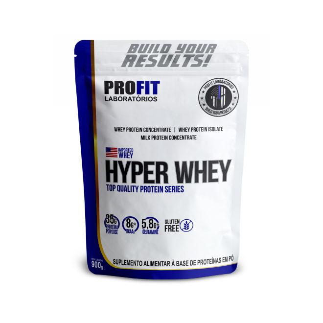 Hyper Whey Refil (900g) - Profit