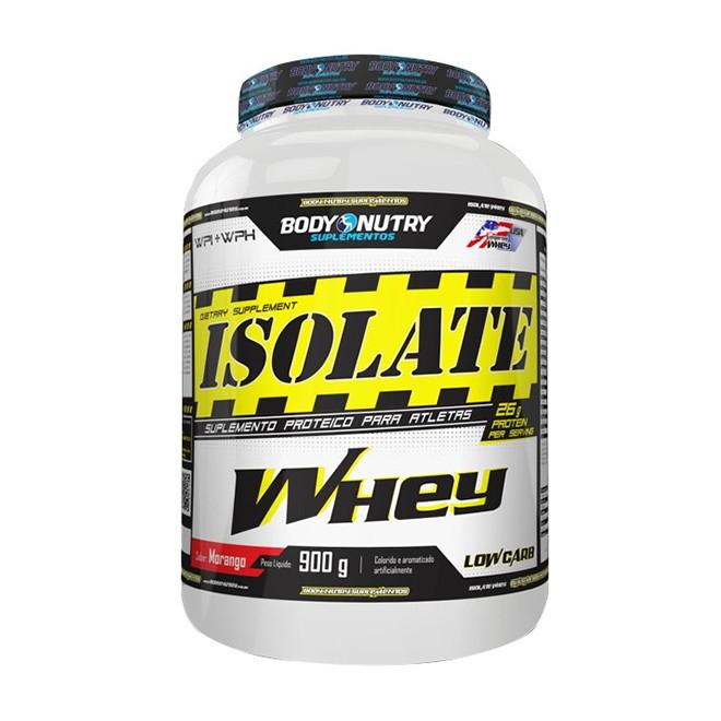 Isolate Whey 900g - Body Nutry
