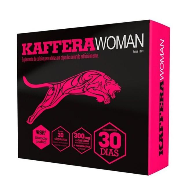 Kaffera Woman 30 cápsulas – Nutrilatina