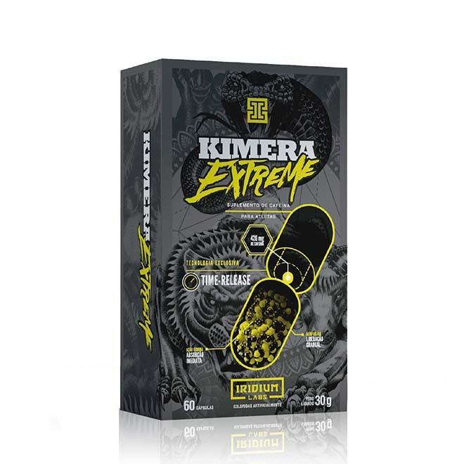 Kimera Extreme 60 Cápsulas - Iridium Labs