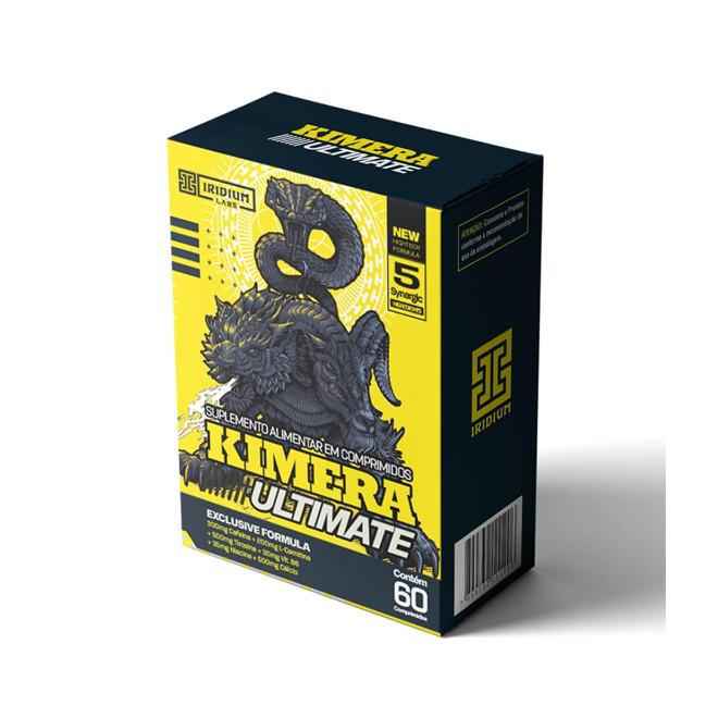 Kimera Ultimate (60 Cápsulas) - Iridium Labs