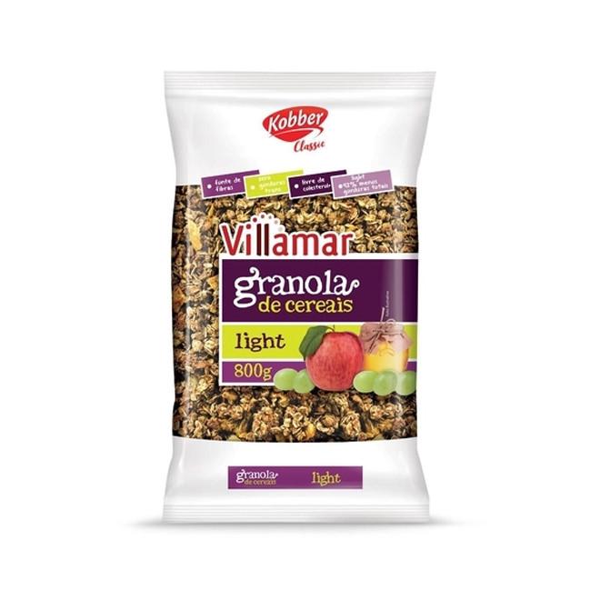 Granola de Cereais Light (1kg) Villamar - Kobber