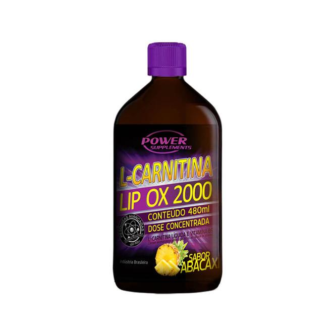 L-Carnitina 2000 480ml - Power SupplementsL-Carnitina 2000 480ml - Power Supplements