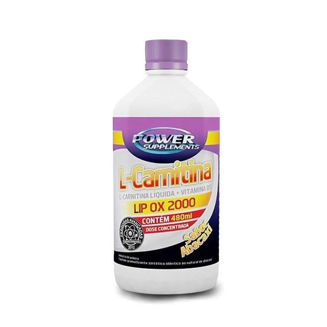 L-Carnitina 2000 480ml - Power Supplements
