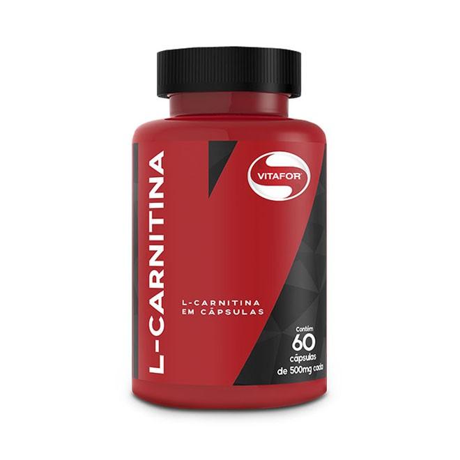 L- Carnetina - Vitafor