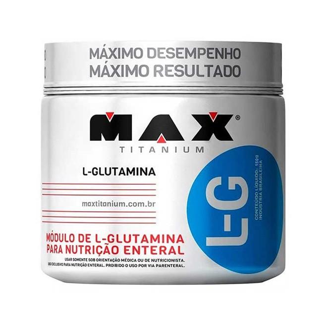 L- G - Max Titanium