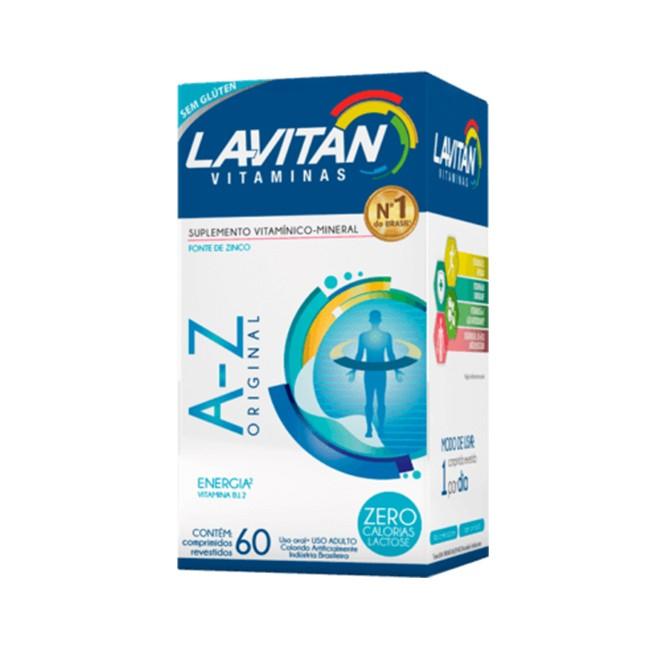 Lavitan A-Z 60 Cápsulas - Cimed