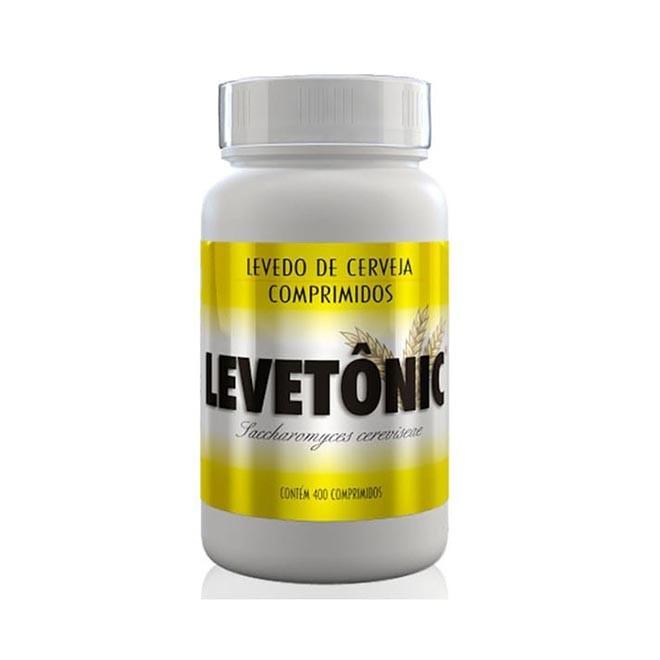 Levetônic 400 Comprimidos - Body Nutry