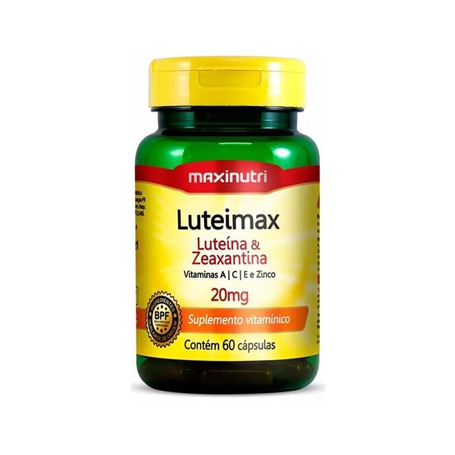 Luteimax 60 Cápsulas - Maxinutri
