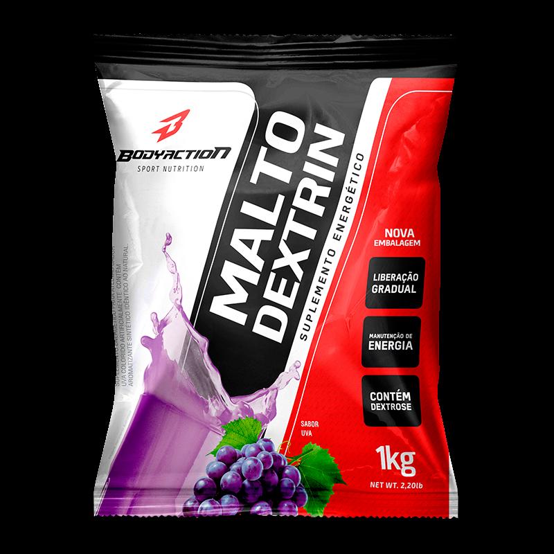 Malto Dextrina 1Kg – Body Action