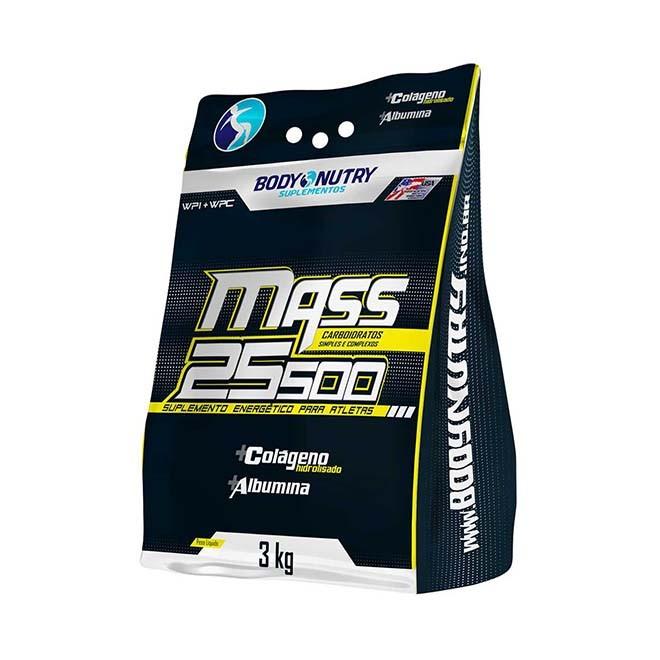 Mass 25500 Refil - Body Nutry