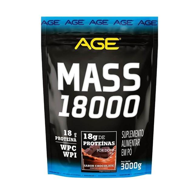 Mass 18000 (3kg) - AGE Nutrilatina