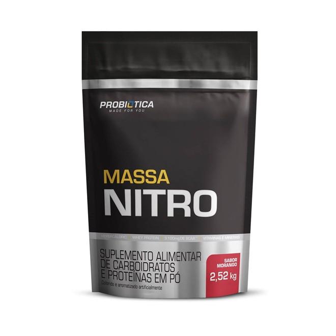 Massa Nitro Refil 2,52 - Probiótica