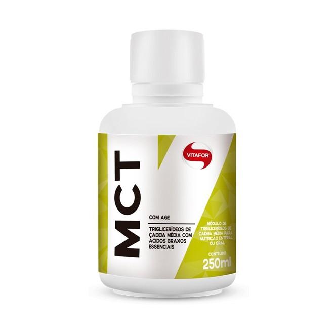 MCT Óleo de Coco Refinado 250ml - Vitafor