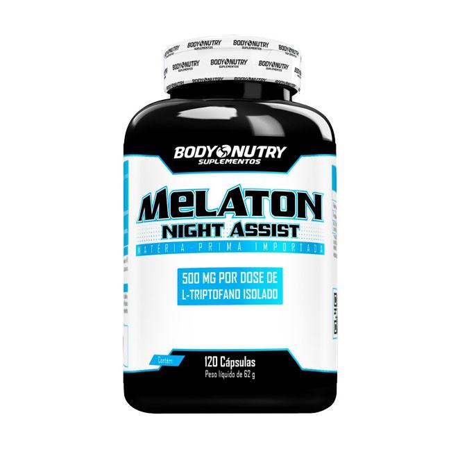 Melaton 120 Cápsulas - Body Nutry
