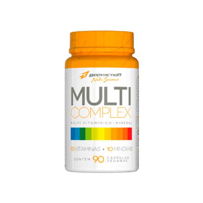 Multi Complex 90 Cápsulas - Body Action