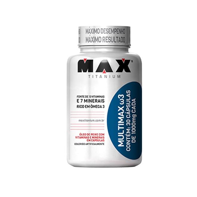 Multimax w3 - Max Titanium