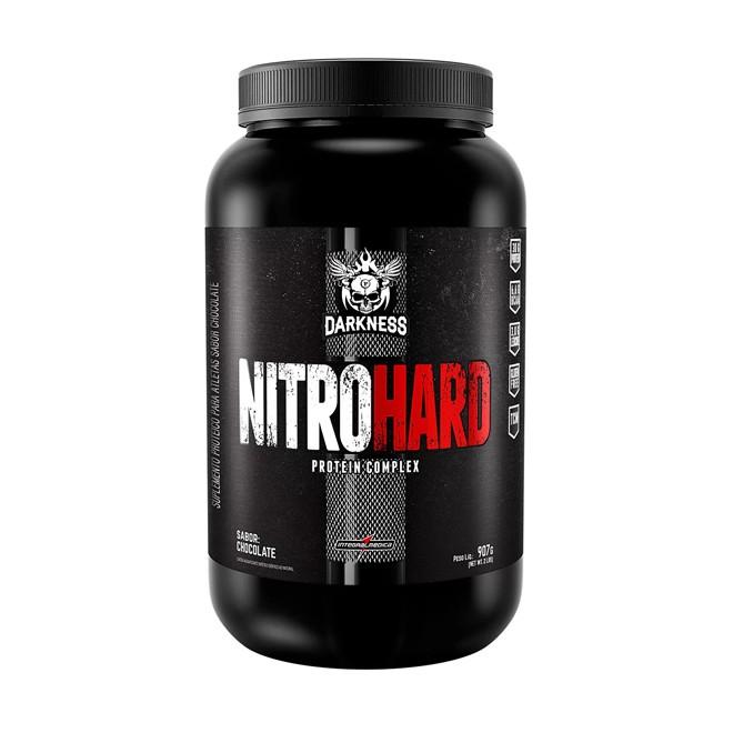 Nitro Hard 907g Darkness - Integralmedica