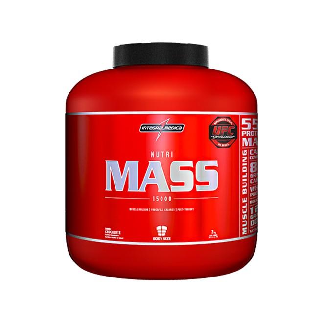 Nutri Mass 3000 3kg - Integralmedica