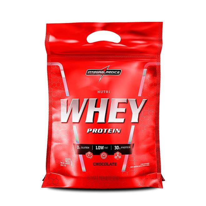 Nutri Whey 1,8kg Refil - Integralmedica