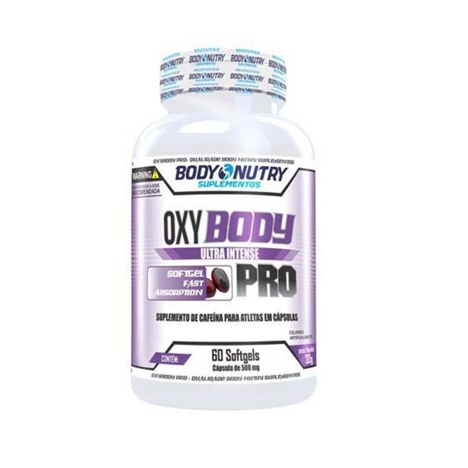 Oxy Body Pro 60 Cápsulas - Body Nutry