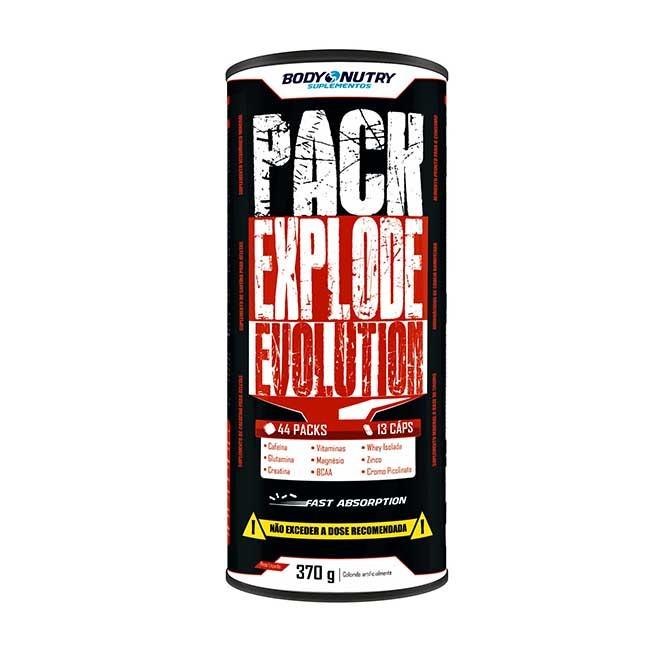 Pack Explode Evolution 44 Packs 351g - Body Nutry