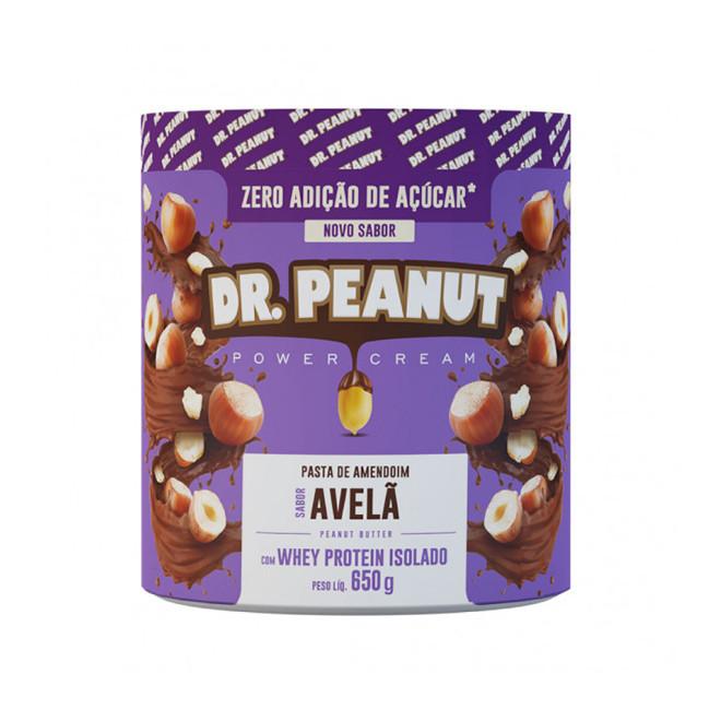 Pasta de Amendoim Avelã (650g) - Dr Peanut