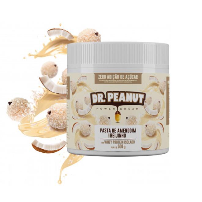 Pasta de Amendoim Beijinho (500g) - Dr Peanut