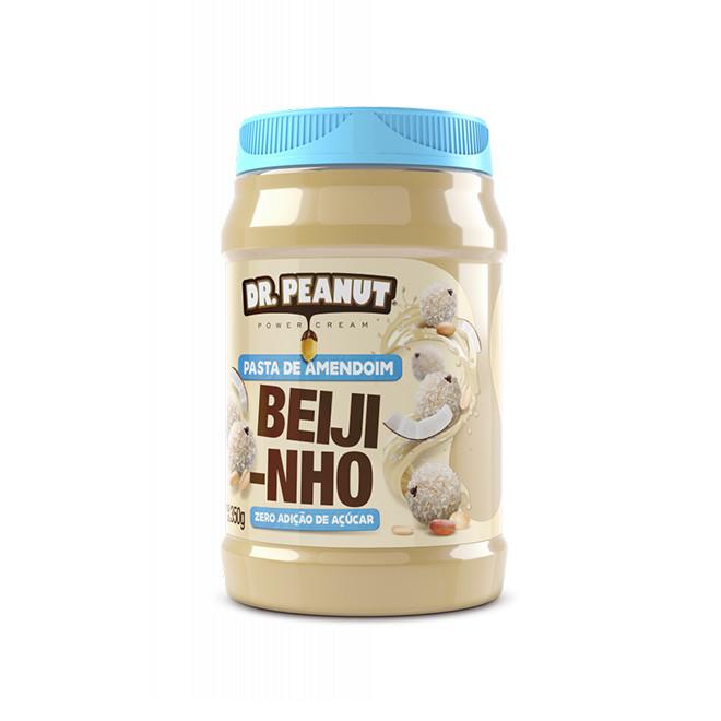 Pasta de Amendoim Beijinho (350g) - Dr Peanut