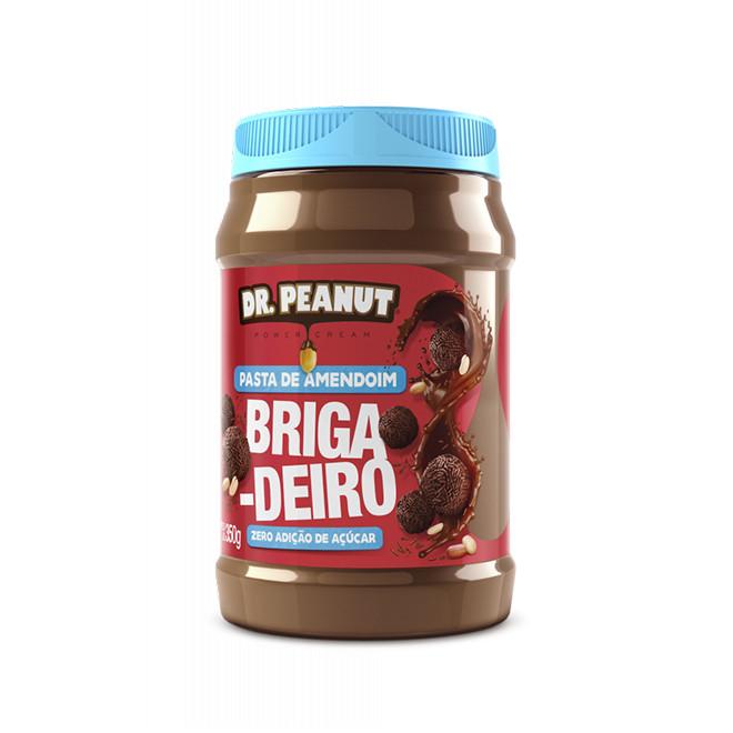 Pasta de Amendoim Brigadeiro (350g) - Dr Peanut