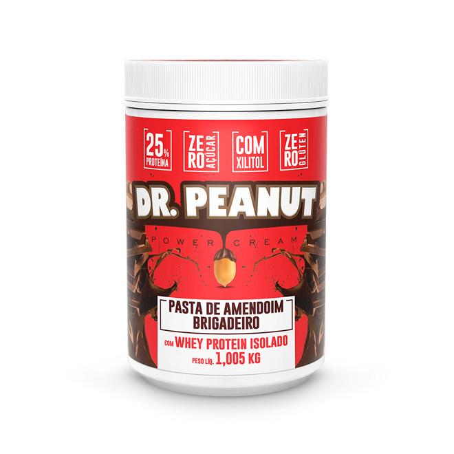 Pasta de Amendoim Brigadeiro (1,005kg) - Dr Peanut
