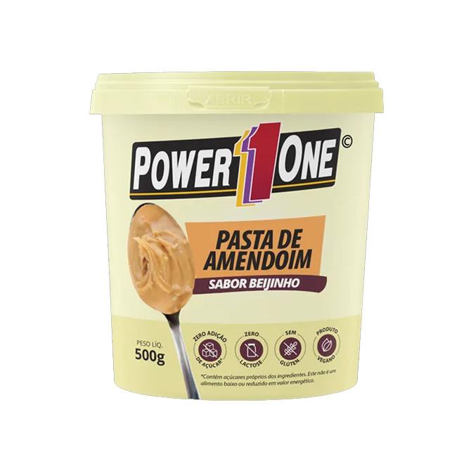 Pasta de Amendoim Beijinho (50g) - Power1One