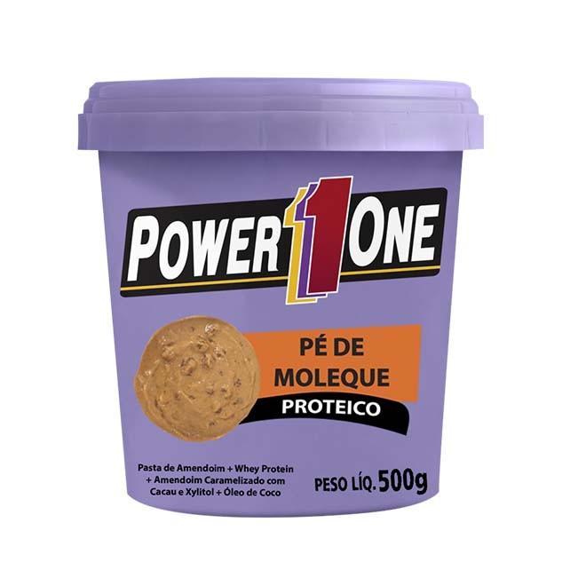 Pé de Moleque 500g - Power One
