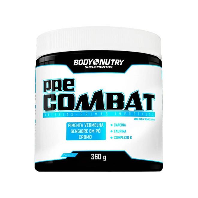 Pré Combat Maçã verde – Body Nutry