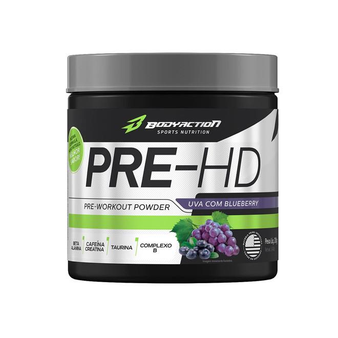 Pre-HD (200g) - Body Action