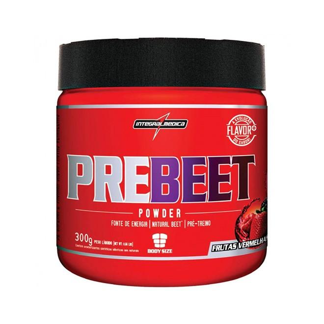 PreBeet Frutas Vermelhas 300g - Integralmedica
