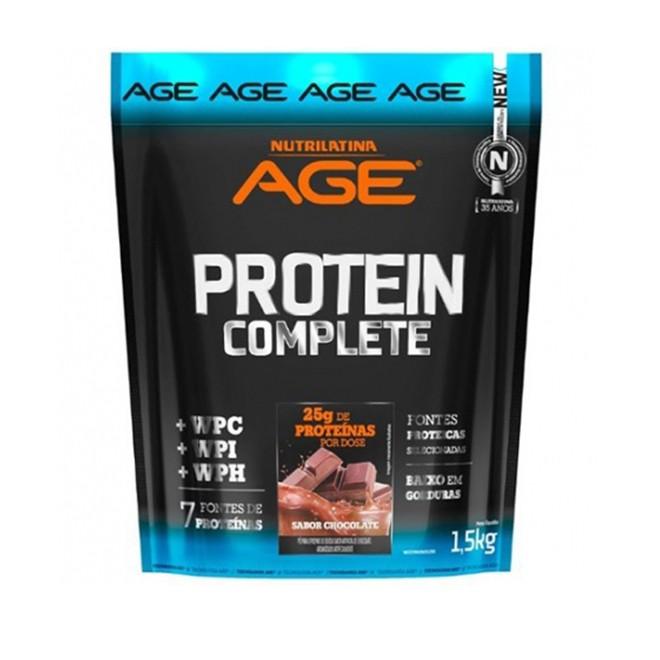 Protein Complete Refil 1,5kg - Nutrilatina
