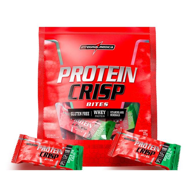 Protein Crisp Bites 15 Und (375g) - Integralmedica