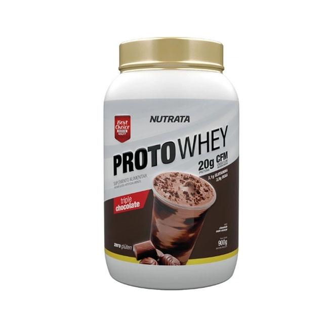 Protowhey 900g Triple Chocolate - Nutrata