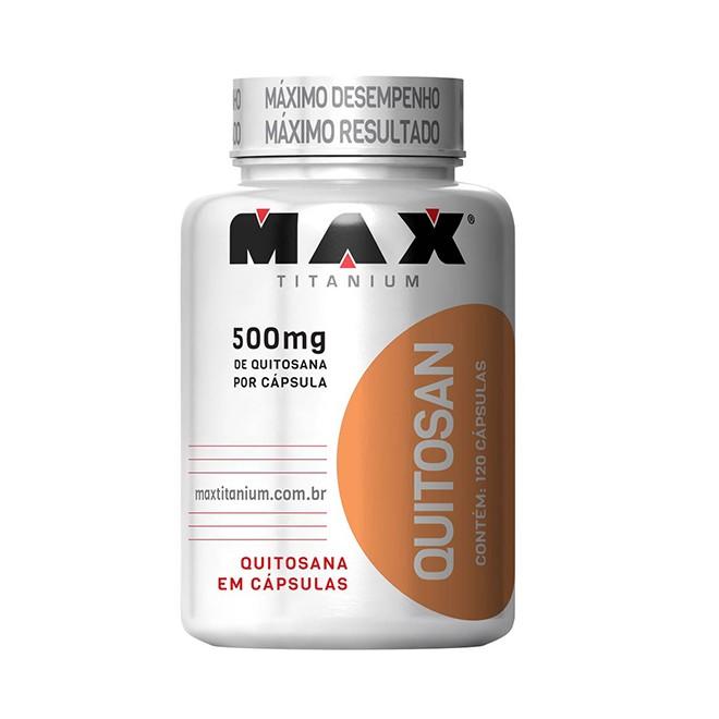 Quitosan - Max Titanium