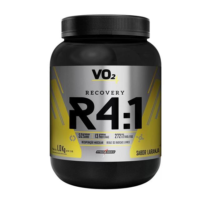 R4:1 Recovery Powder 2.1kg Limão - Integralmedica