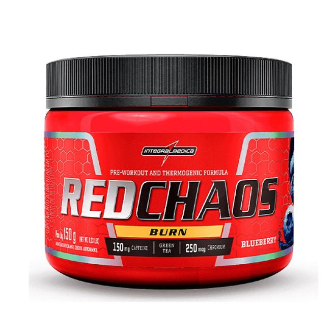 Red Chaos Burn (150g)- Integralmedica