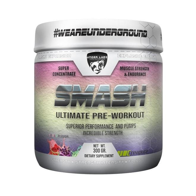 Smash 300g Frutas Amarelas - Under Labz