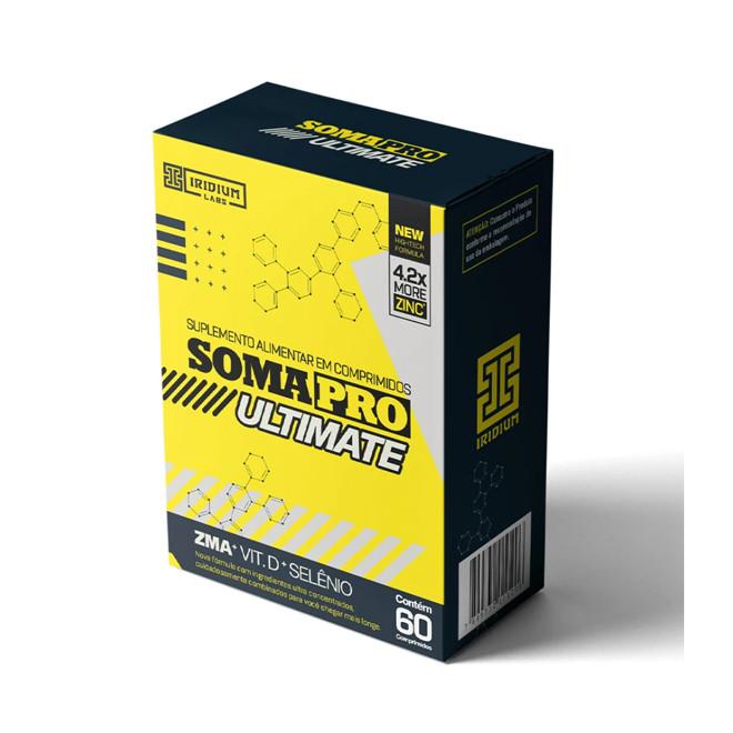 Soma Pro Ultimate (60 Cápsulas)- Iridium Labs