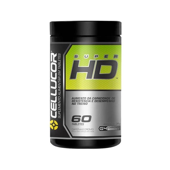 Super HD 60 Tabletes - Cellucor