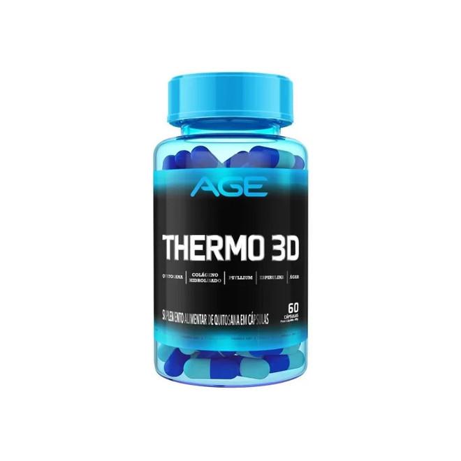Thermo 3D (60 Cápsulas) - AGE