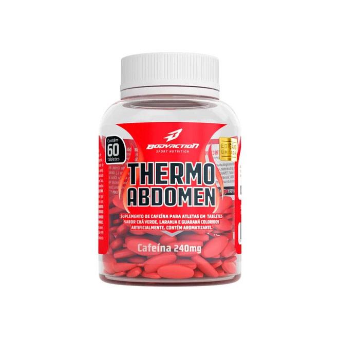 Thermo Abdomen 60 Tabletes – Body Action