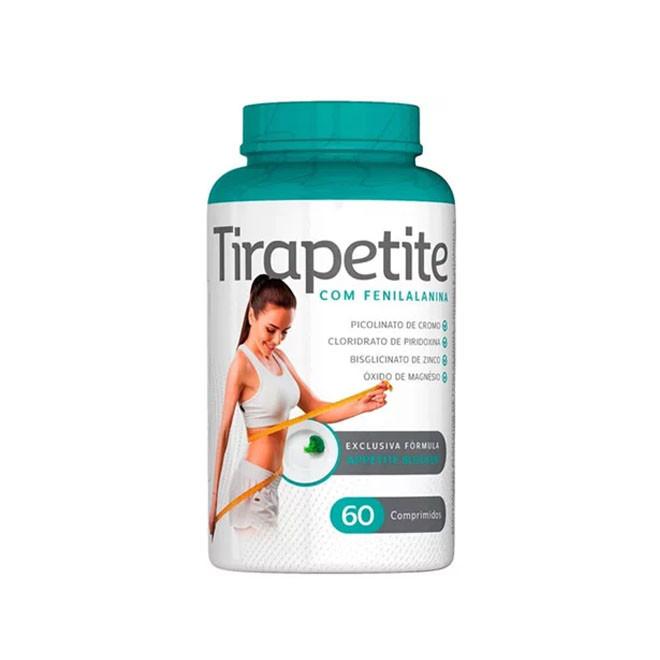 Tirapetite (60 Cápsulas) - Nutrilibrium