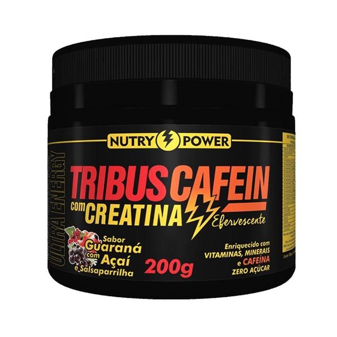 Tribus Cafein c/ Creatina 200g (Guaraná com Açaí) Apsinutri